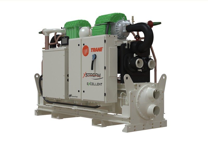 Trane has expanded its portfolio with the XStream eXcellent model.