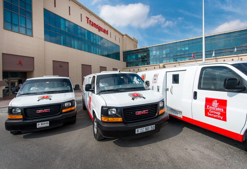 Meet the fleet: Transguard Group's fleet comprises more than 1,000 units across all its activities.