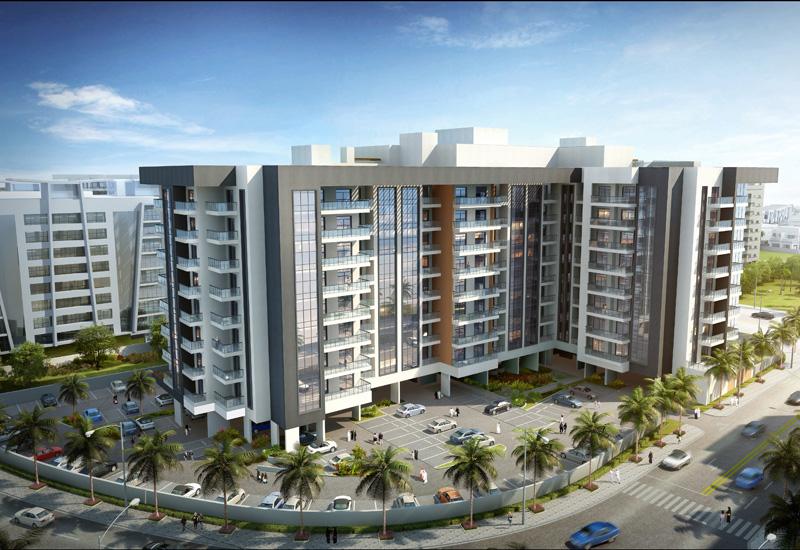 Topaz Premium Residences in Dubai Silicon Oasis.