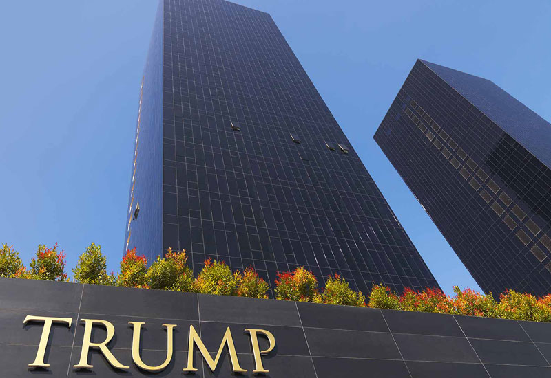 Dubai-based businessman, BR Pillai of RP Group, is reportedly the first home buyer in Tower B of Trump Towers Pune in India [image: http://trumptowerspune.com].
