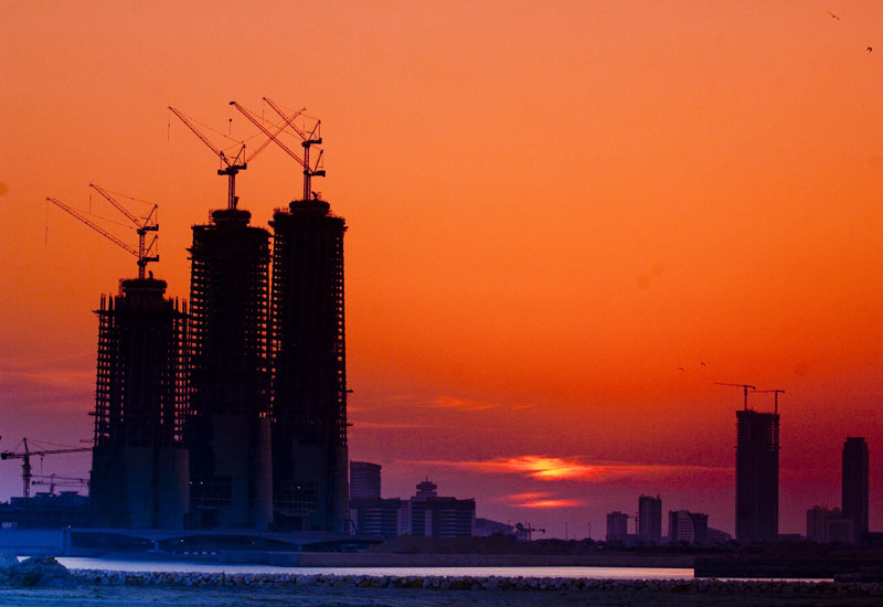 Bahrain's Ministry of Works awarded $46.2m contracts in April. [Representational image]