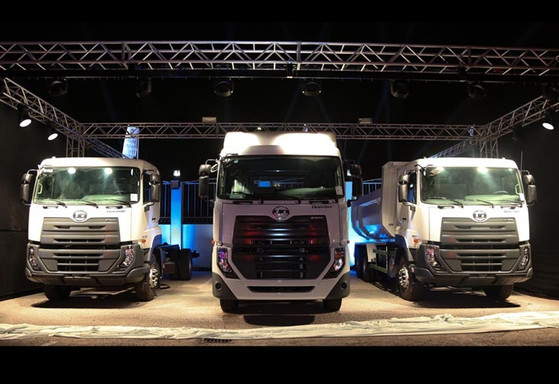 UD Trucks launched a GCC-specific line of its heavy-duty Quester range in mid 2016.