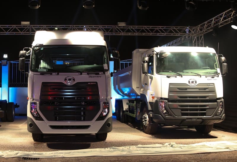 UD Trucks produces a range of medium-, heavy-duty and specialised trucks and vehicles.