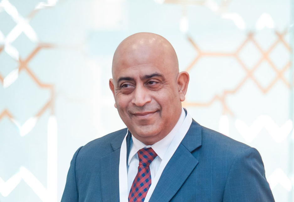 Hamid Syed, GM at UL Middle East.