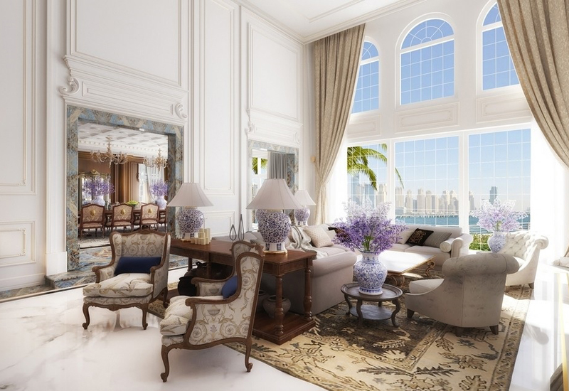 Bond Interiors has been contracted to fit-out four villas within Dubai's XXII Carat development.