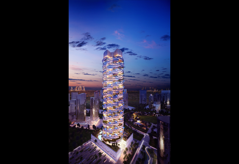 The 60-storey Viceroy Dubai Jumeirah Village beat off competition from 25 other global projects.