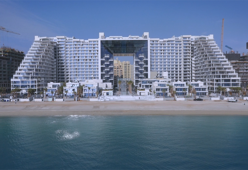 SKAI's $1.17bn Viceroy Palm Jumeirah Dubai hotel is due to open to guests in March 2017.