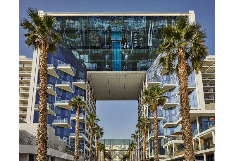 Five Holdings' REIT includes the Viceroy Palm Jumeirah Dubai.