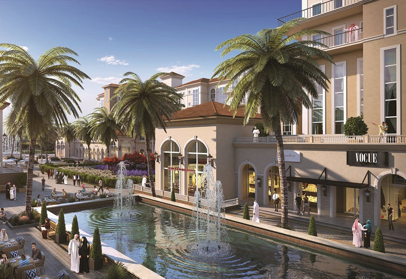 Villanova is a residential community in Dubailand.