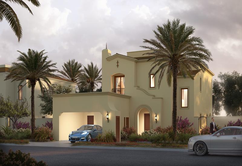 NEWS, Projects, Cluster homes, Dubai Properties Group, Dubailand, Master developer, Mediterranean, Real estate, Residential community dubai, Villanova