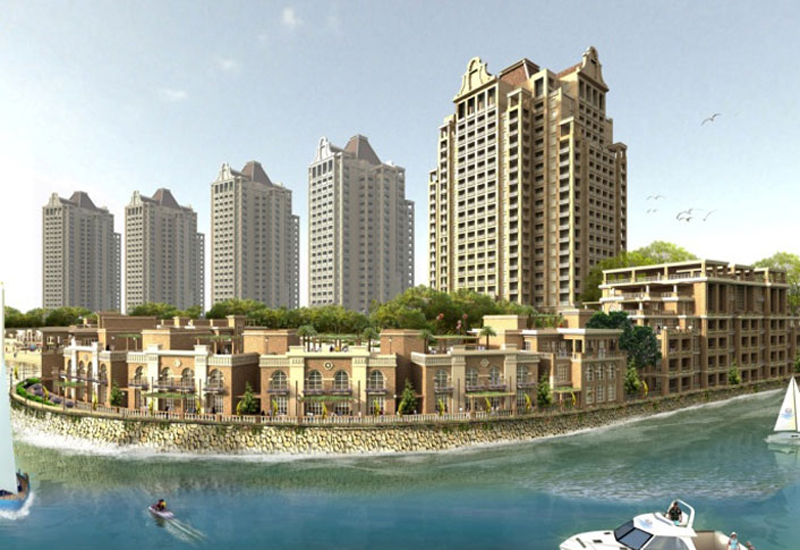 One of the contracts is the development of approximately 480 apartments in the beachfront precinct of Viva Bahriya.