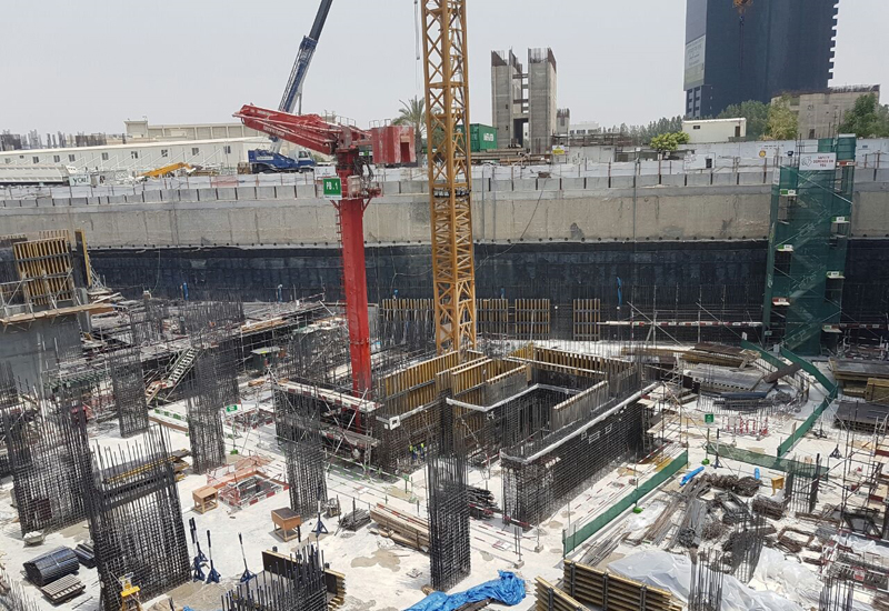 Piling works for JLT's Vivanta by Taj have already been conducted, and the hotel's developers are aiming for a Q4 2018 completion date.