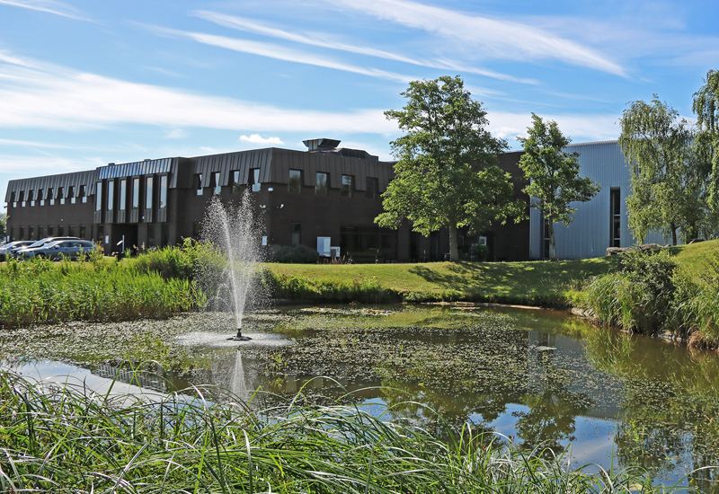 The deal includes Volvo Construction Equipment GB's HQ in Duxford, Cambridgeshire.