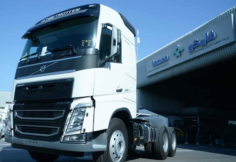 FAMCO has rolled out Euro 5-compliant Volvo Trucks in the UAE [image: FAMCO].