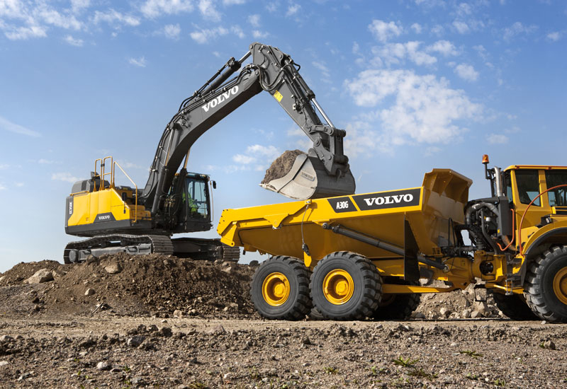 Volvo CE has an existing partnership with the SMT Group for its distribution across 25 countries.