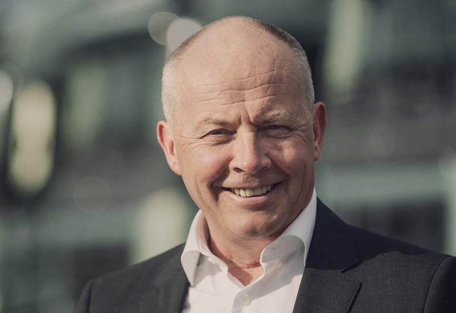 Claes Nilsson, president of Volvo Trucks.