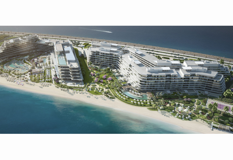 Bruce Shaw International, which is currently supporting GCC projects such as ASI's Alef Residences and W Hotel project (above), has rebranded as Linesight.