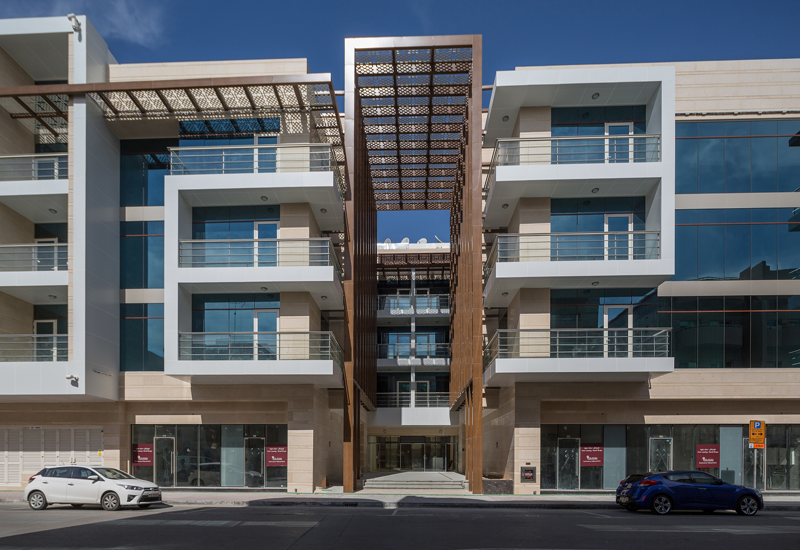 The project features 312 one, two and three-bedroom apartments and provides ample parking to accommodate residents and visitors.