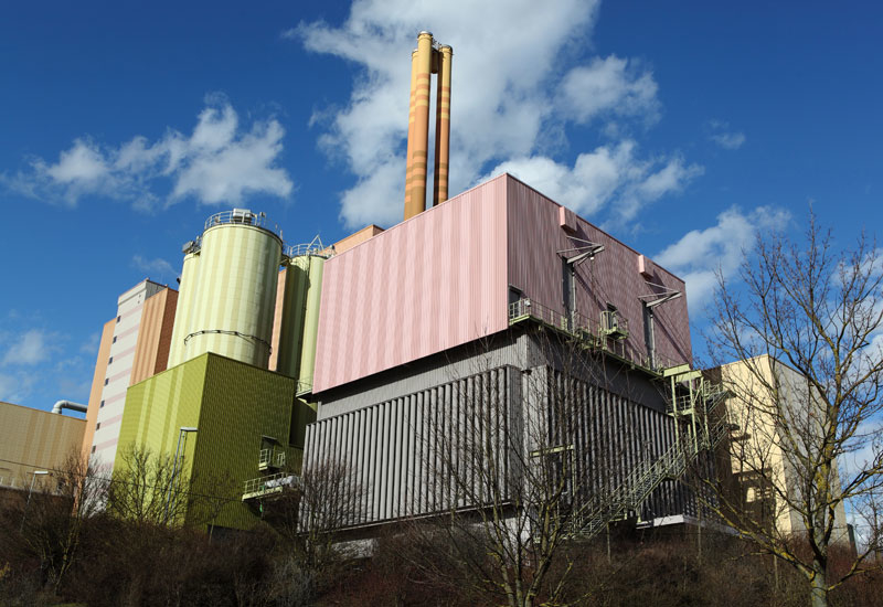 A WtE plant in Wuerzburg, Germany. WtE is a well-established industry in Europe. [Representational image]