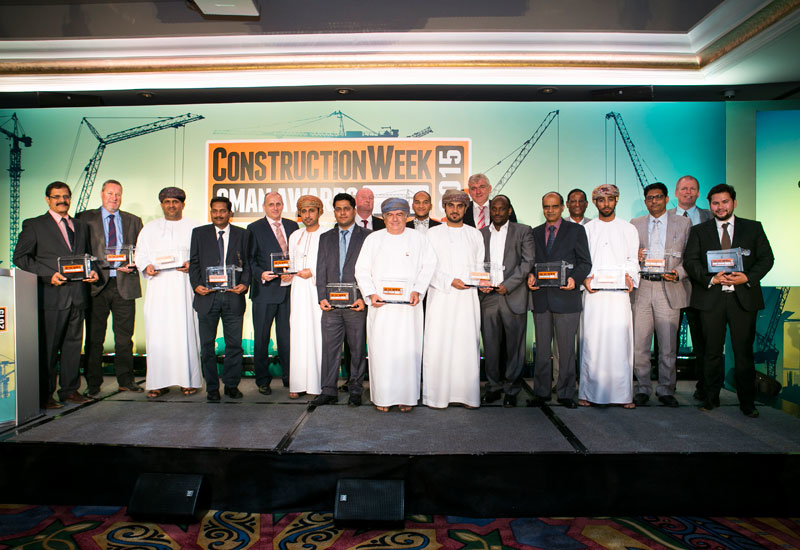 SPECIAL REPORTS, CW awards, Construction Week Oman Awards 2016, CW Oman Awards 2016, Oman