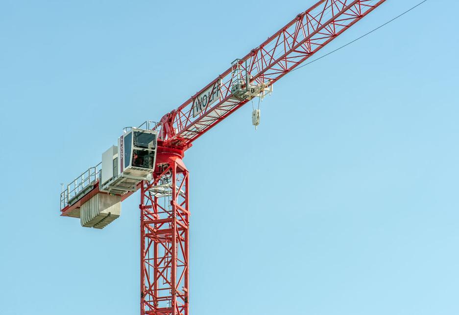 NEWS, PMV, Cranes, Flat-top cranes, Lifting, Lifting equipment, Tower cranes, Wolff, Wolffkran