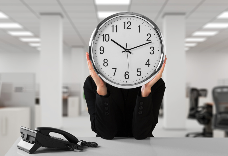How do your working hours compare to those of your industry peers?