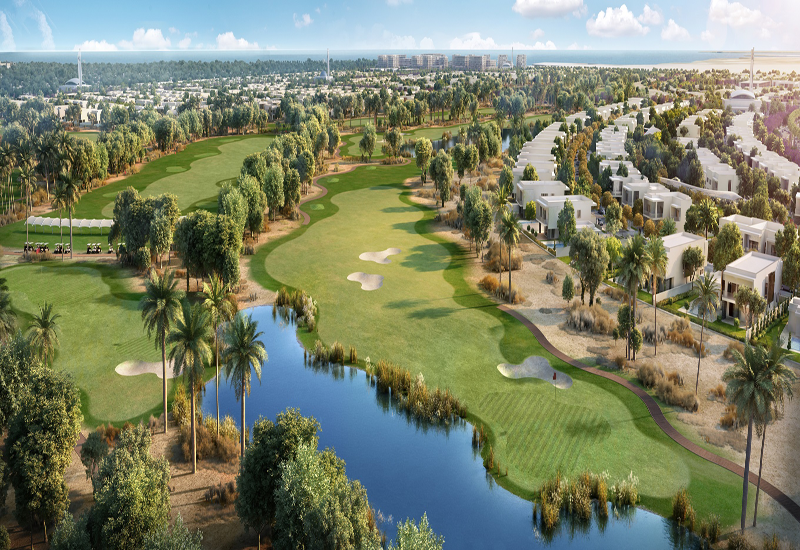 Prices for the villas in the second phase of Yas Acres start from $789,556 (AED2.9m).