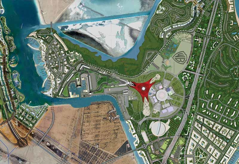 """Yas Island is a vision that Abu Dhabi's Miral is """"very proud"""" of, Al Zaabi tells Construction Week."""