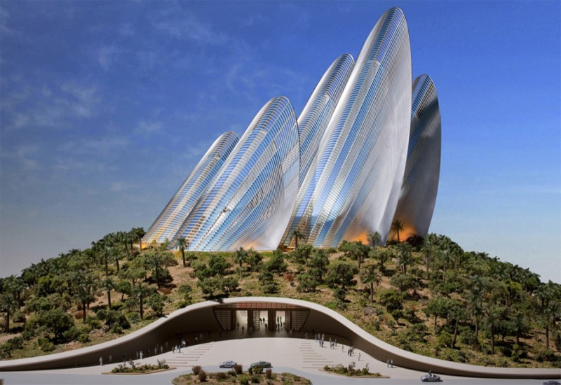 Zayed National Museum is being developed in Abu Dhabi.