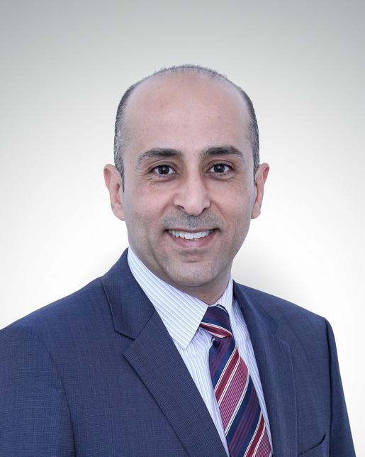 Ziad Al Bawaliz as Danfoss' new regional president for Turkey, Middle East and Africa (TMA) region.