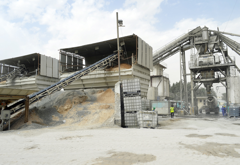 Aamal Readymix, one of Qatar's largest producers of quality ready mixed concrete has won a sustainability award.