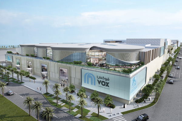 Construction of Abu Dhabi's first City Centre outlet will begin this October.