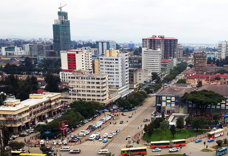 The proposed project will be located in the heart of Ethiopia's capital, Addis Ababa.
