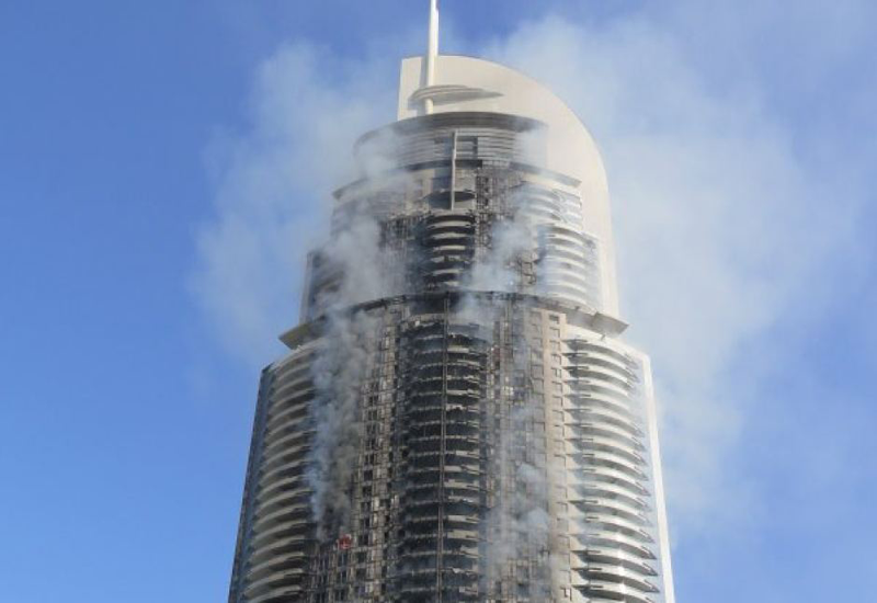 UAE's fire code is being updated following the January fire at The Address Downtown hotel.
