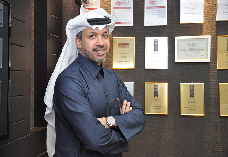 Ahmed Alhatti, chairman and president of Cayan Group.