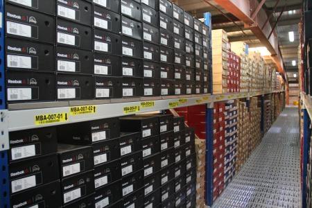 Al-Futtaim Logistics' first warehouse facility is located in Jeddah.