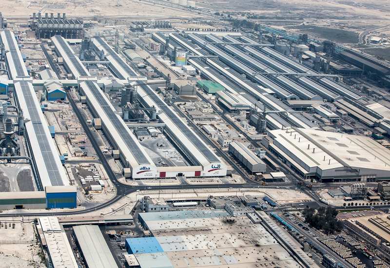 NEWS, Materials, Alba, Aluminium, Aluminium Bahrain, Bahrain, Metal production, Smelter