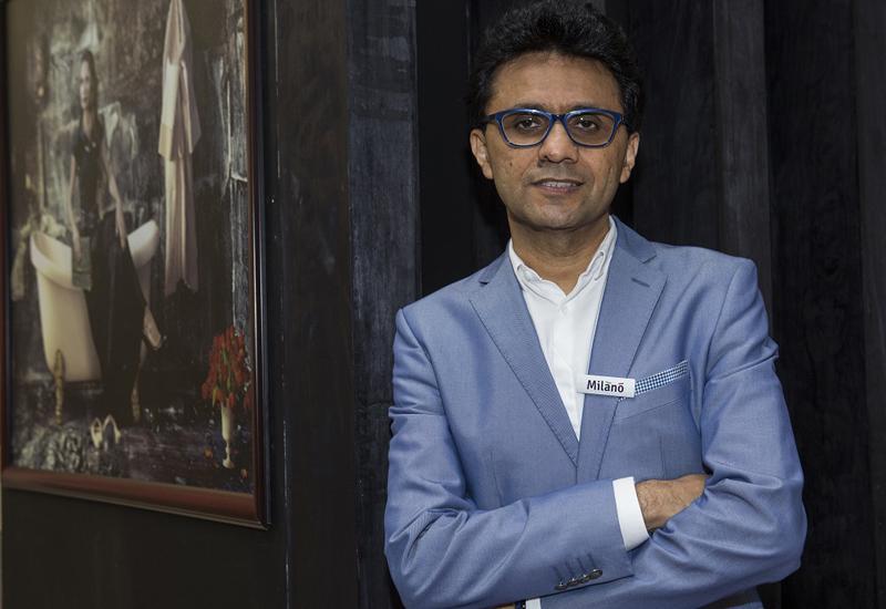 Anis Sajan, managing director, Danube Group.