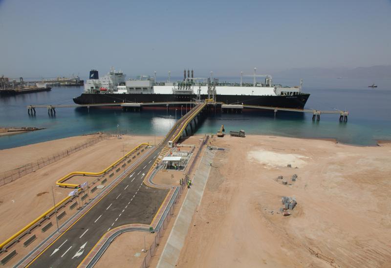 BAM International has worked on the Aqaba LNG terminal in Jordan.