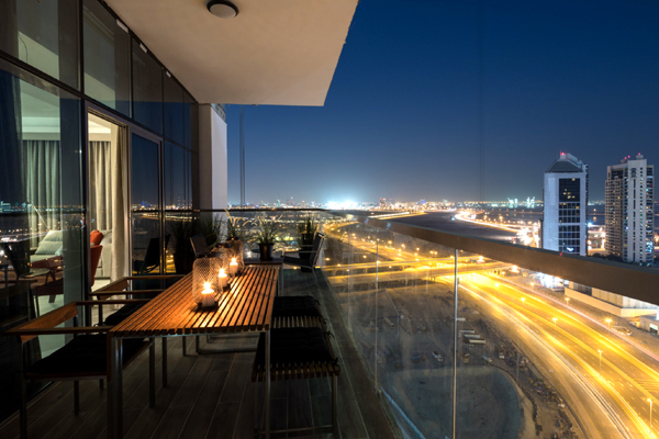 Mada Residence in Downtown Dubai.