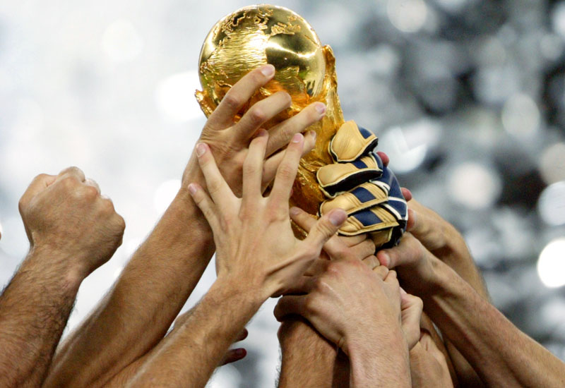 Qatar's small surface area is a boon to host the 2022 World Cup.