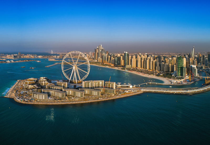 Caesars Entertainment Corporation will be launching two hotels in Dubais Bluewaters development.