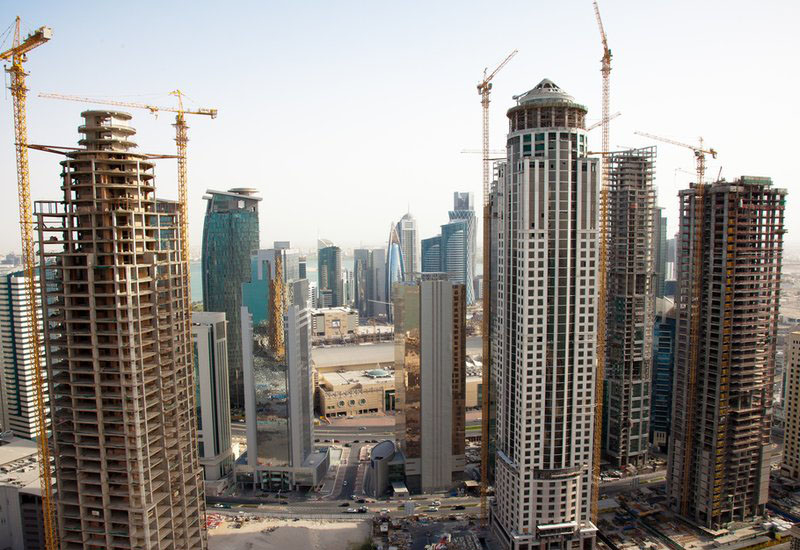 Rizwan Sajan has expressed optimism about construction investments sustaining momentum in the GCC despite low oil prices. [Representational image]