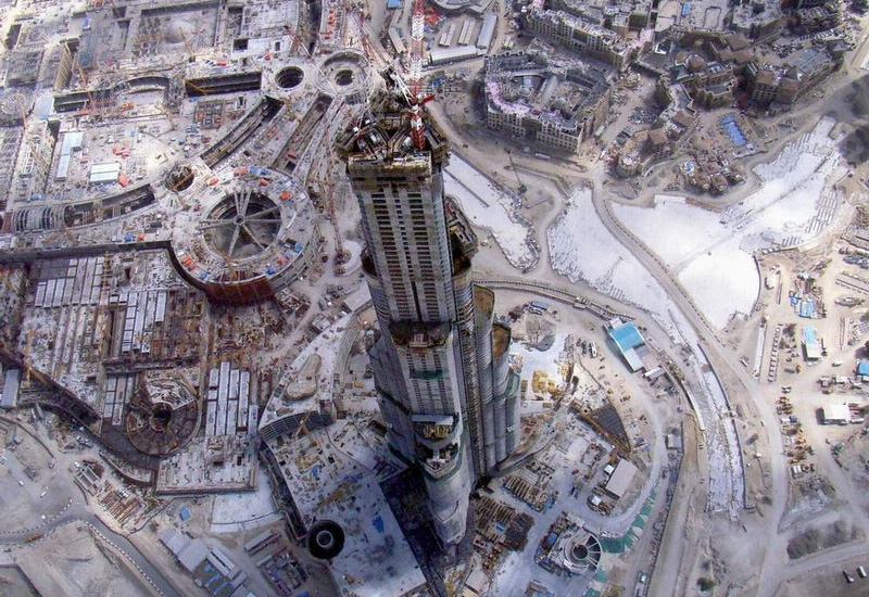 The UAE's construction sector is believed to attract and retain the job market's best, a recent survey claims.