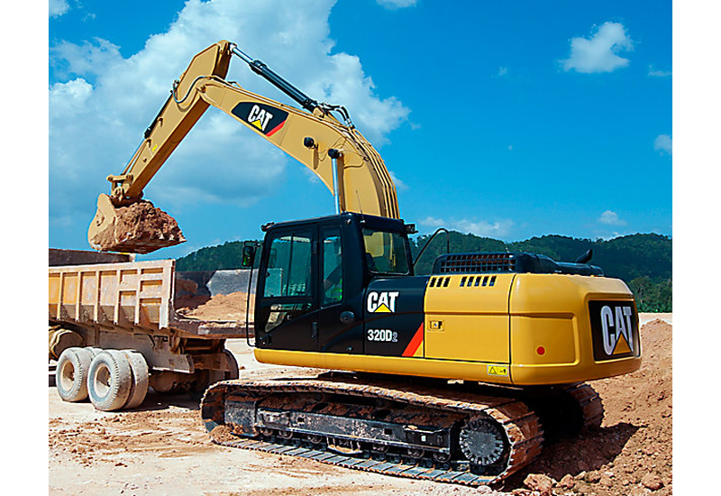 The engine in the previous series has been replaced with a powerful and efficient Cat C7.1.