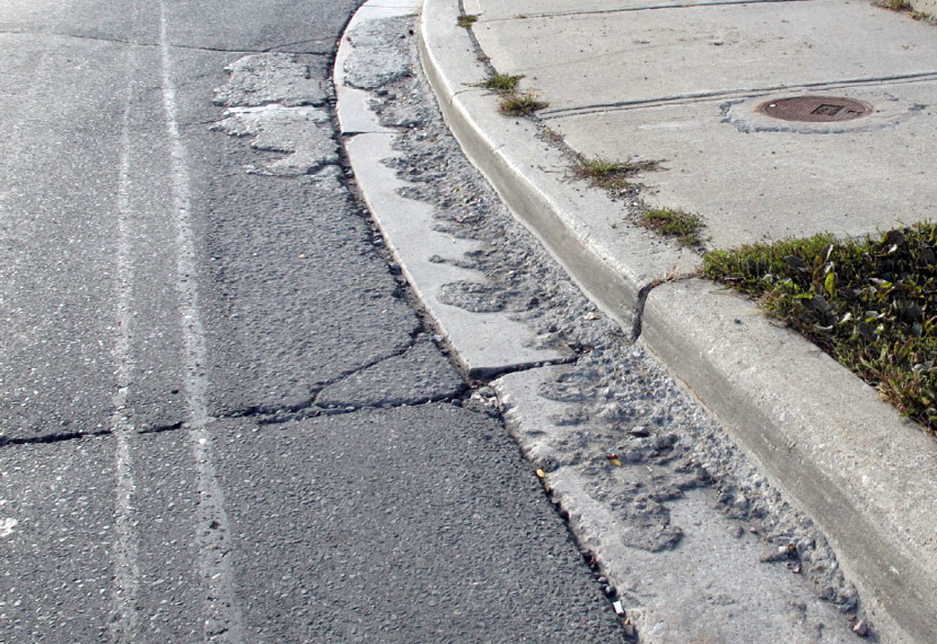 Concrete spillage can be a public nuisance and the clean up a costly burden for municipal authorities to pick up.