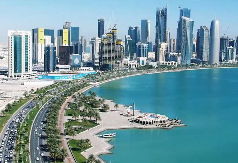 According to Qatar Central Bank's updated data in December 2016, quarter-on-quarter, Qatar's real estate price index saw growth of 4.6%.