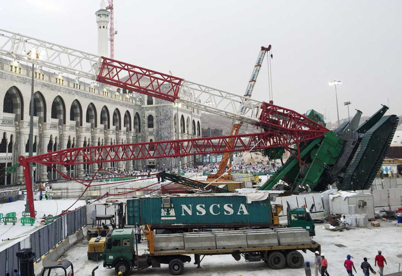 SBG has struggled to regain footing after the crane collapse at Makkah Grand Mosque last year.