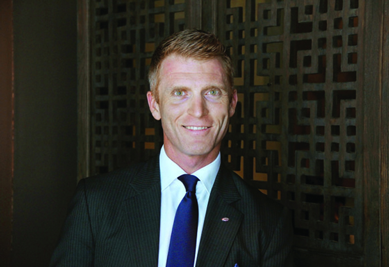 Marcus Sutton has been appointed as General Manager of the 378-room Crowne Plaza Doha.