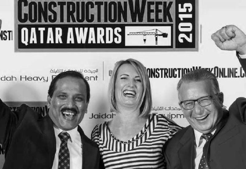 The Construction Week Qatar Awards are a month away, with entries now closed.